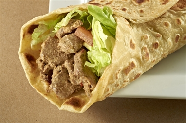 Picture of PARATHA ROLL