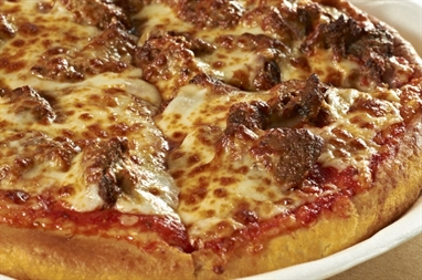 Picture of BEEF PIZZA