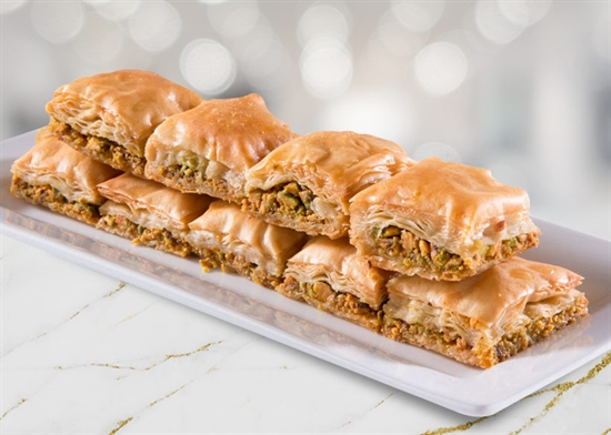 Picture of PISTACHIOS BAKLAVA