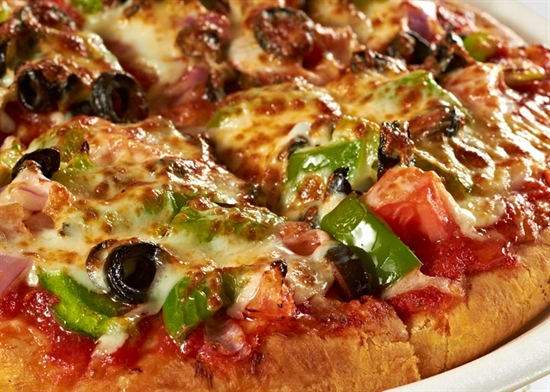Picture of VEGGIE PIZZA
