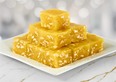 Picture of PINEAPPLE BOMBAY HALWA